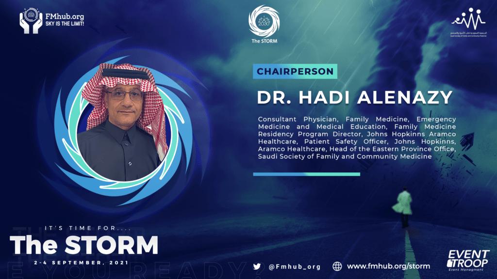 Dr. Hadi Al Enazy